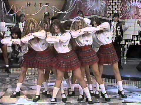 Paquitas New Generation dançando (