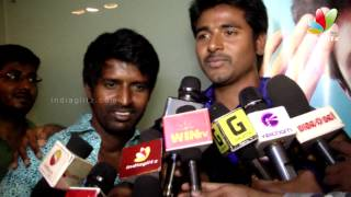 Sivakarthikeyan And Soori Comedy Speech At Varutha Padatha