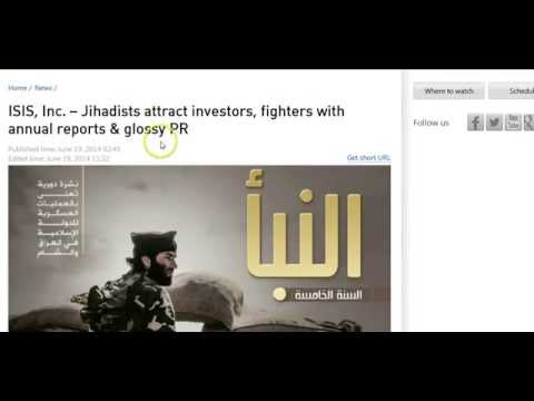 GGN: ISIS in Iraq Helps Create Greater Israel? Part 2/3