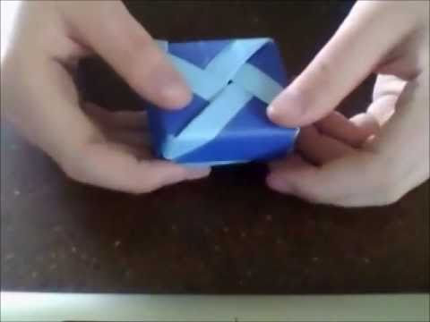 Origami box with lid - Tomoko Fuse - YouTube - photo#21