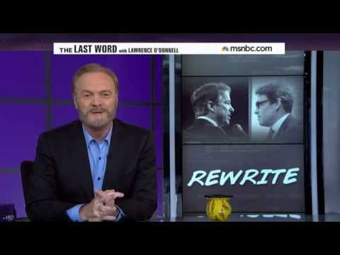 Lawrence O'Donnell: Rand Paul wins battle of op-ed pieces with Rick Perry