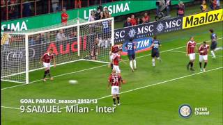 GOAL PARADE PT03 STAGIONE 2012/13
