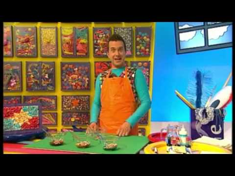 Mister Maker | Egg Shell Picture Make