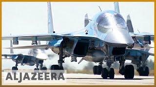 🇸🇾 Trump to Russia: 'Get ready' for Syria missile strikes   Al Jazeera English