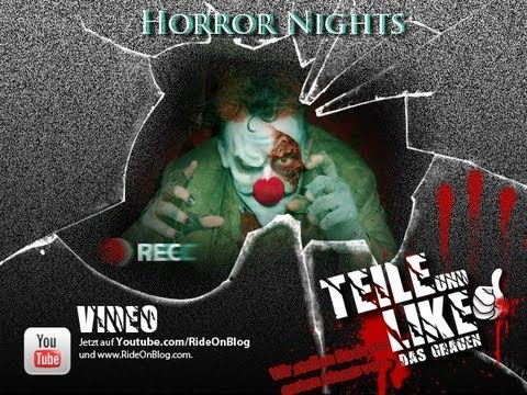 Horror Nights starring Marc Terenzi 2012 | Europa-Park (RideOnBlog.com)