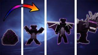 Nếu Rồng Ender Có Cuộc Sống Trong Minecraft!!