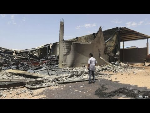 Libya sets Benghazi no-fly zone