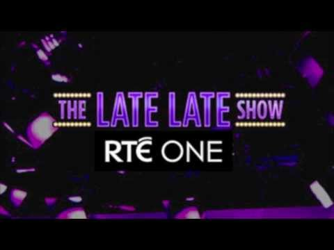 Ryan Tubridy from The Late Late Show interviews Warren Gatland with Revive Active