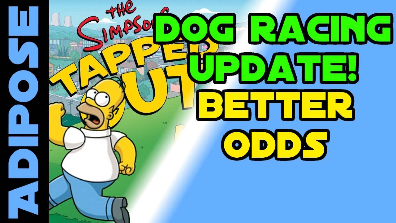How To Win At Springfield Downs In Simpsons Tapped Out