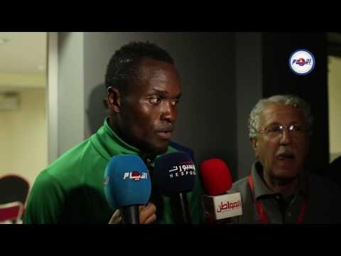 لاعب القطن الكاميروني: هذه أسباب هزيمتنا ضد الوداد