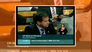 Simplício desmascara Paulo Roberto Costa na CPMI da Petrobras
