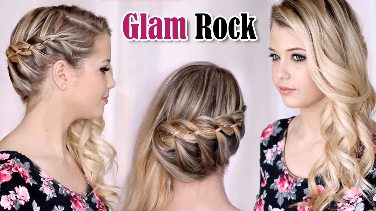 Hair Tutorials  Hairstyles  Updos   YouTube