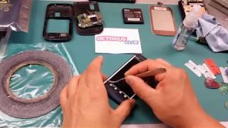 Replaing Broken Digitizer For T-Mobile ZTE Concord V768