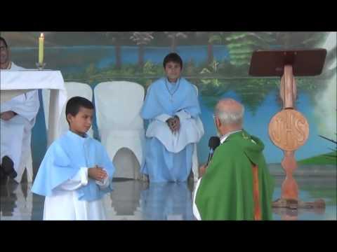 Homilia Padre José Sometti 27.09.2015