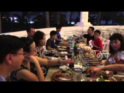 Ca nha di vacation Cancun July 2015