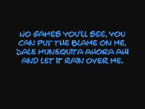 Pitbull feat. Marc Anthony - Rain Over Me Lyrics | Musixmatch