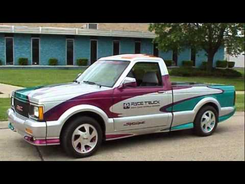 gmc small truck youtube. Black Bedroom Furniture Sets. Home Design Ideas