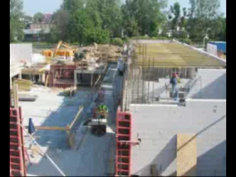 Chojnów budowa basenu