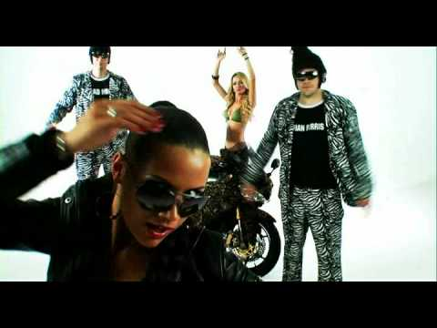 The Glitterboys - Africa (Official Video HQ)