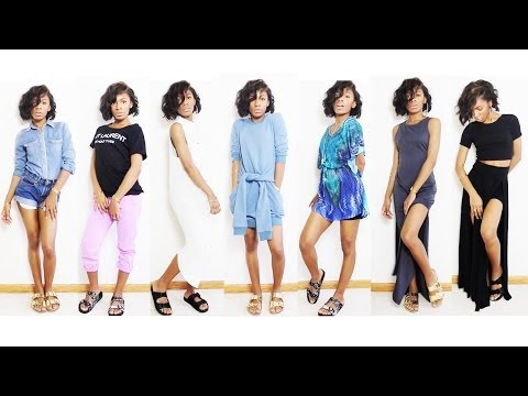 Spring/Summer 2014 Lookbook: How To Style Birkenstocks