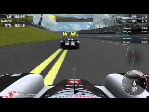 New Year's Championship 2014: Race 3 and Mitsubishi Evolution X World Championship: Race 3