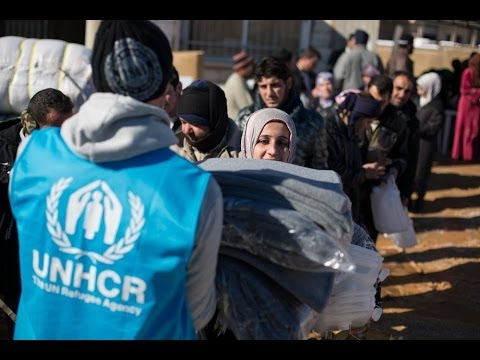 Lebanon: Delivering Winter Aid to Syrian Refugees