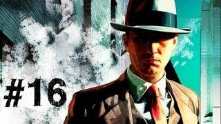 LA Noire Gameplay Walkthrough Part 16 - Death Threat