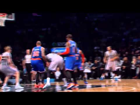 New York Knicks vs Brooklyn Nets | April 15, 2014 | NBA 2013-14 Season
