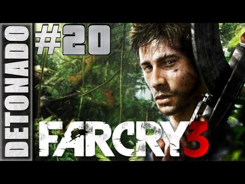 Detonado #20 FARCRY 3 - A Gloriosa Morte Do Hoyt