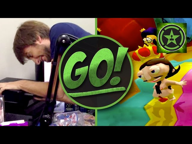 Achievement Hunter Presents: GO! #39
