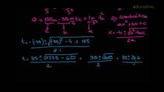 Física: Ejercicios de choque y encuentro