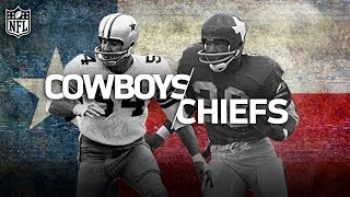 That Time the AFL & NFL Competed for Dallas   NFL Highlights