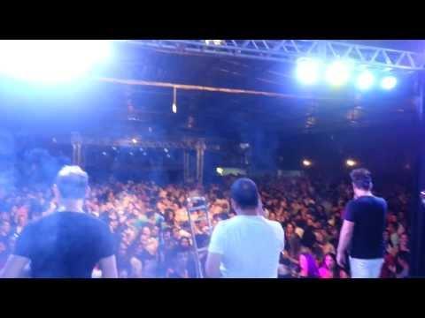Banda Passarela toca Quarto 12 no Clube Caldeirão em Francisco Beltrão PR