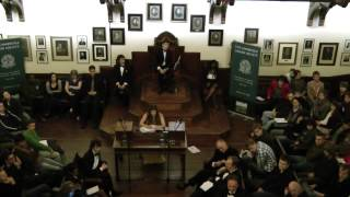 This House Believes the Government has Failed Britain's Youth, The Cambridge Union Society