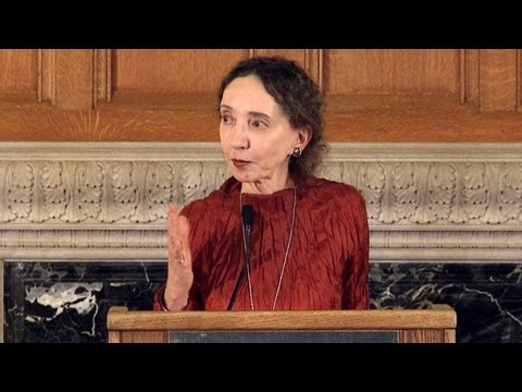 Joyce Carol Oates - Story Hour in the Library