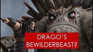 The Bewilderbeast's Sad Story EXPLAINED - Drago Bludvist's Weapon