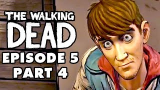 The Walking Dead Game Episode 5, Part 4 The Fall