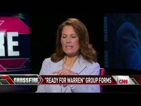 Bachmann: Clinton should be concerned