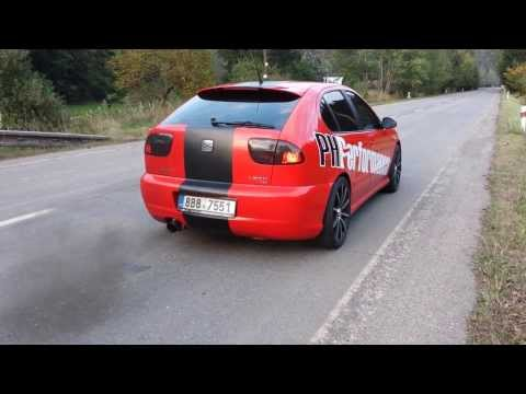 PHPerformance--Seat leon--Top Sport (mal� testova�ka)