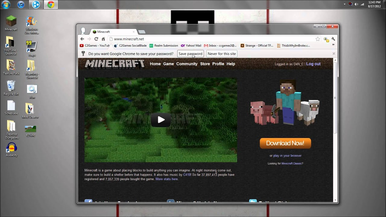 Comohamachi Para Minecraft