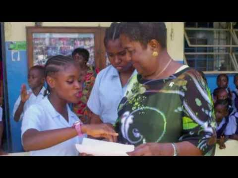 Isaac A David School Update 2013 (Liberia, West Africa)