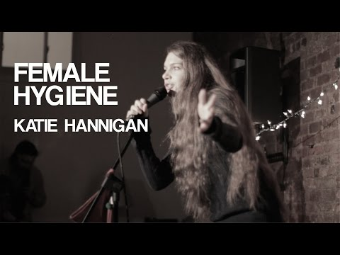 Katie Hannigan | Female Hygiene | Stand-Up Comedy