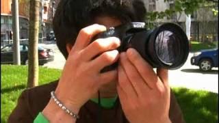 Fotografías en blanco y negro con cámara digital
