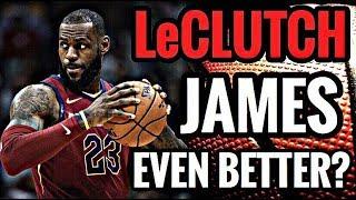 Did LeBron James Get Even BETTER?!