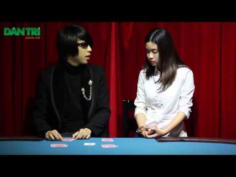 Ảo thuật gia J hướng dẫn màn ảo thuật ấn tượng cho ngày 8 3