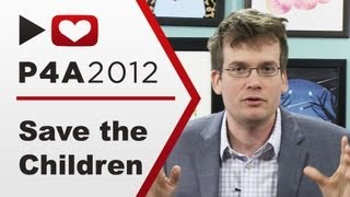 THE PROJECT FOR AWESOME 2012 IS HERE! Save the Children.