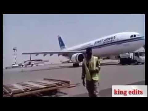 Funny Village Flight