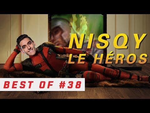 BEST OF LOL #38 - NISQY LE HEROS #TEAMNISQY