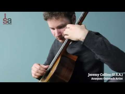 Jeremy Collins plays Winter Dream