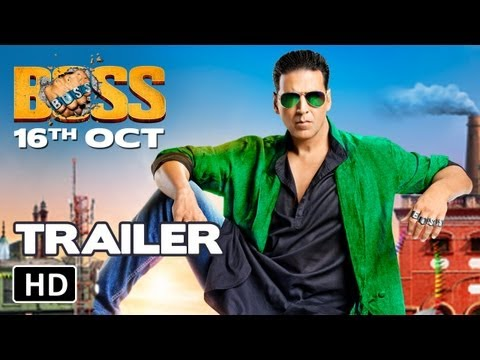 BOSS - Official Trailer